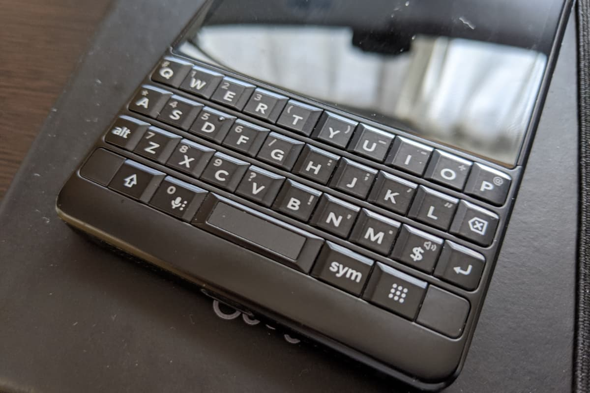 blackberry key 2 keyboard images-物理キーボード付きAndroidスマホの「Blackberry 5G」が2021年に登場する計画
