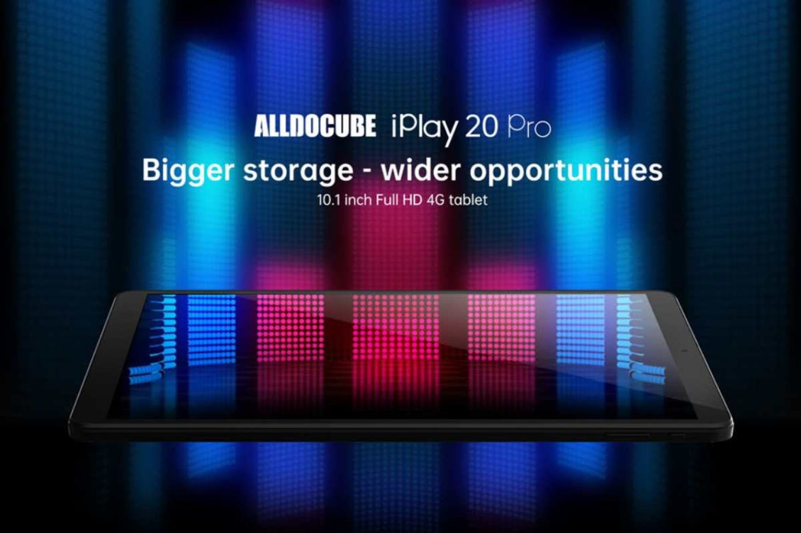 gearbest alldocube iplay 20 pro image 1130x753-GearBestで「Alldocube iPlay 20 Pro LTE」が16,274円になるクーポンセール中[PR]