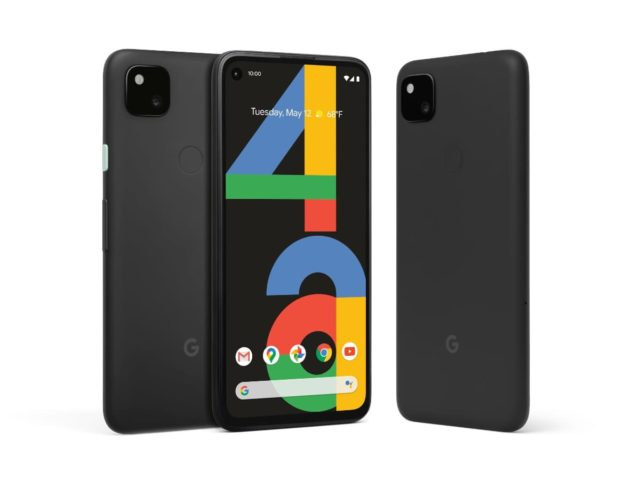 google pixel 4a official image 640x480-Googleの「Pixel 4a」は日本でも販売される予定
