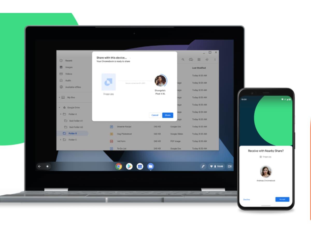 nearby share google official-Googleが「Nearby Share」を一部機種から提供。ファイル共有方法などを公式に公開