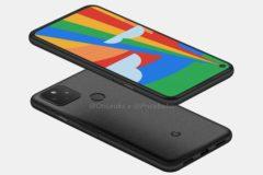 pixel 5 new render 01 240x160-Google Pixel 5 に関する新たなレンダリングがリーク。パンチホールディスプレイと背面指紋センサ搭載