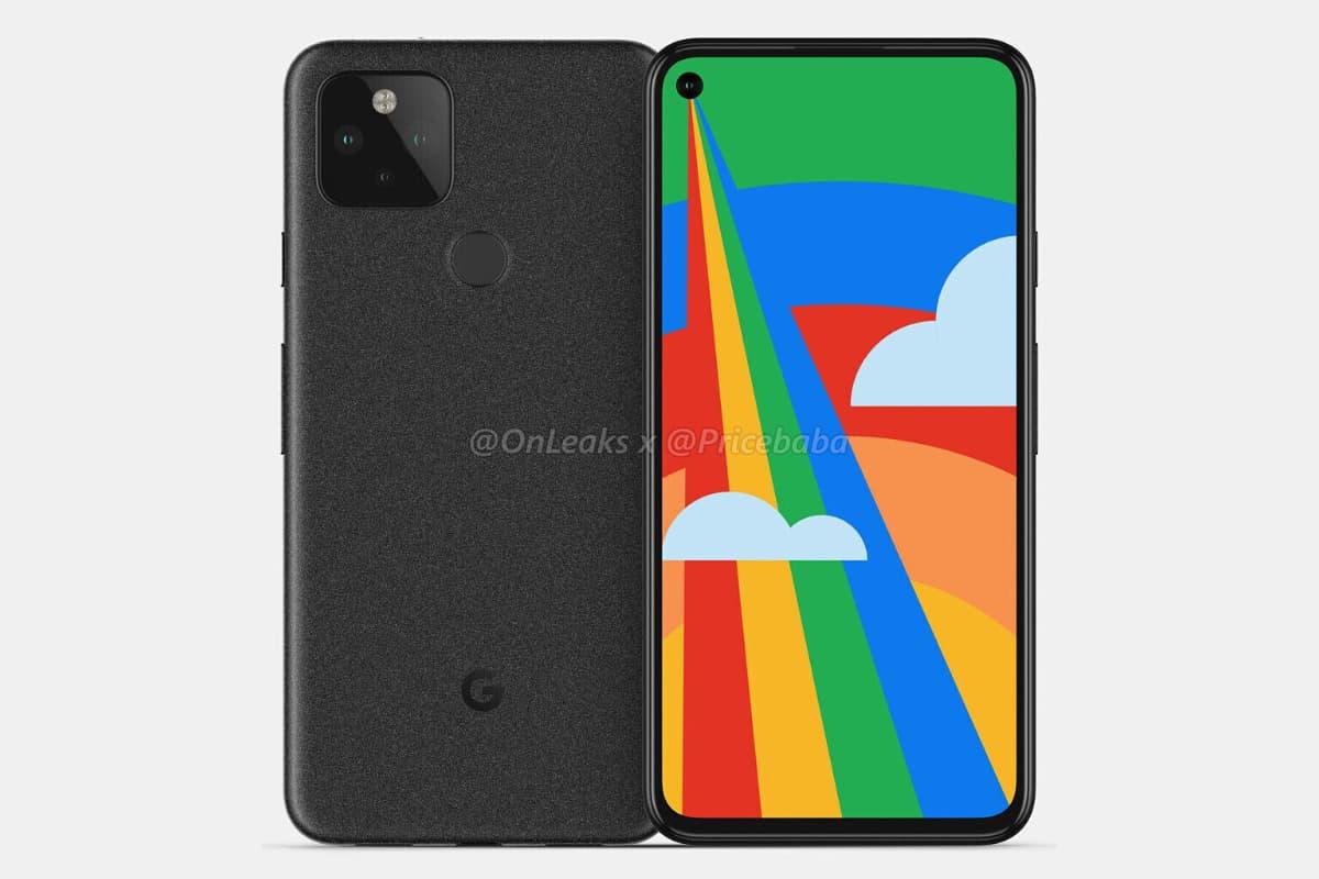 pixel 5 new render 02-Googleが9月30日に新製品イベント開催を予告。「Pixel 4 (5G)」と「Pixel 5」が発表か
