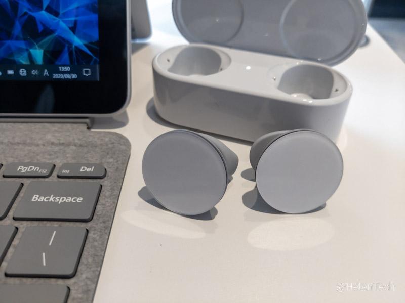 review microsoft surface earbuds 01-マイクロソフトの「Surface Earbuds」をレビュー。Windowsで使うのにちょうど良い完全ワイヤレスイヤホン
