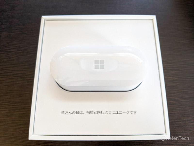 review microsoft surface earbuds 12-マイクロソフトの「Surface Earbuds」をレビュー。Windowsで使うのにちょうど良い完全ワイヤレスイヤホン