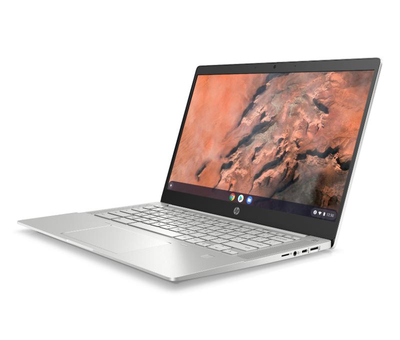 HP Pro c645 Chromebook Enterprise Front Left 1-HPが初のRyzen搭載「HP Pro c645 Chromebook」発表。12月頃に販売予定
