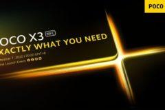 POCO X3 NFC launch date 240x160-Snapdragon 732G搭載の「POCO X3」が9月7日に発表予定