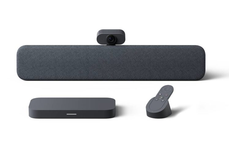 google meet series one release lenovo 748x499-GoogleがWeb会議向け「Meet Series One Hardware Kit」を発表