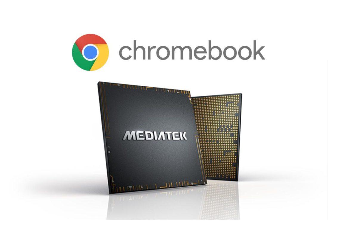 mediatek and google chromebook 1130x753-MediaTekがChromebook向け新チップセットのMT8192とMT8195を発表