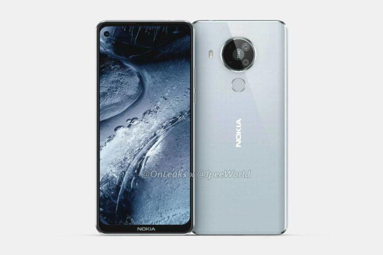 nokia 7 3 5g render 00 748x499-「Nokia 9.3 PureView」と「Nokia 7.3 5G」は11月に発表される可能性