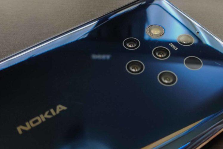 nokia 9 rear image fix 748x499-「Nokia 10」はSnapdragon 888を搭載するフラッグシップになる可能性があります