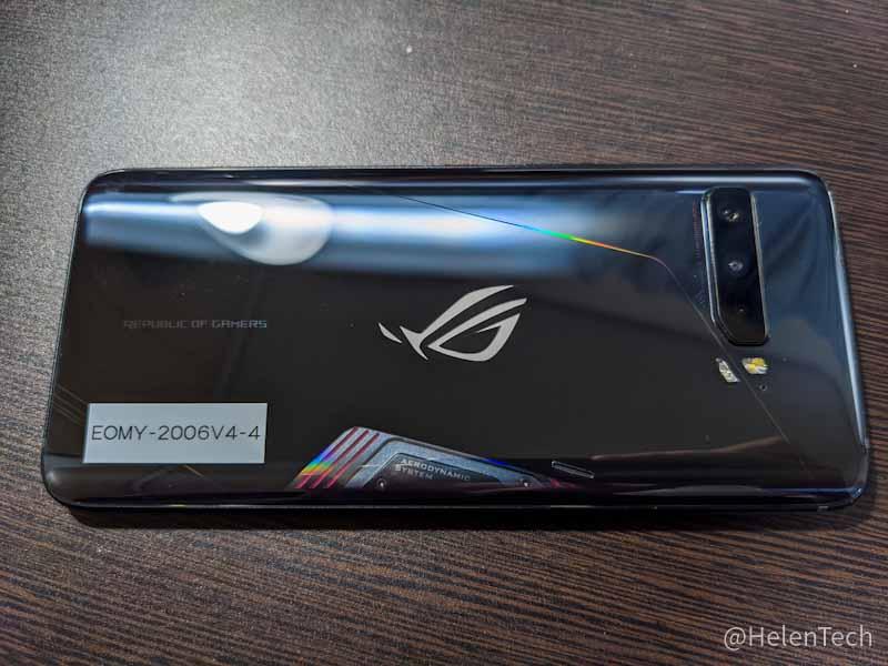 review asus rog phone 3 16-ASUSのゲーミングスマホ「ROG Phone 3」をレビュー!ゲームをしなくても完成度の高いハイエンドスマホ
