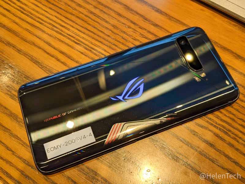 review asus rog phone 3 27-ASUSのゲーミングスマホ「ROG Phone 3」をレビュー!ゲームをしなくても完成度の高いハイエンドスマホ
