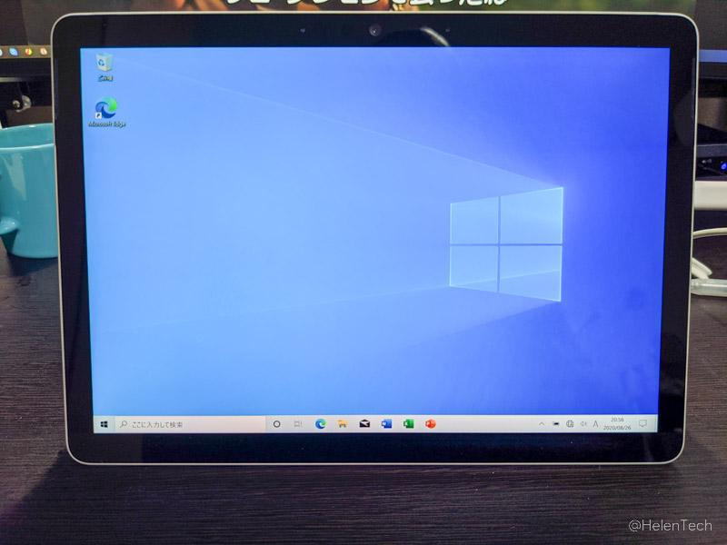 review microsort surface go 2 02-マイクロソフト「Surface Go 2」のPentiumモデルをレビュー。サブとしてはやっぱり優秀