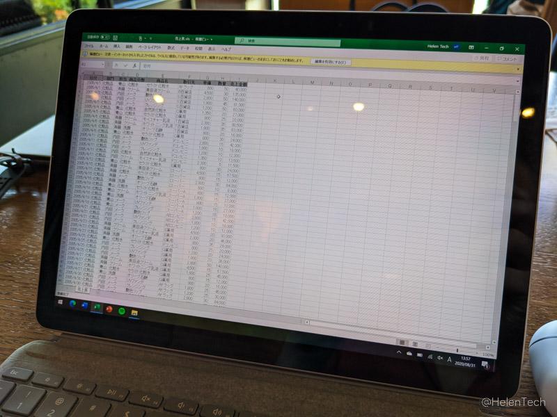 review microsort surface go 2 15-マイクロソフト「Surface Go 2」のPentiumモデルをレビュー。サブとしてはやっぱり優秀