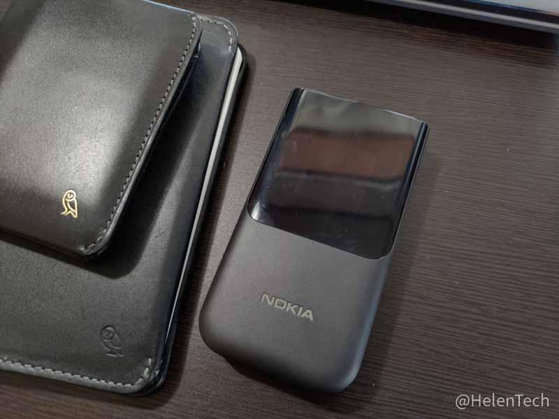 review nokia 2720 flip 4g 01-「Nokia 2720 Flip 4G」をレビュー。通話専用と割り切れば悪くはないけどオススメはしない