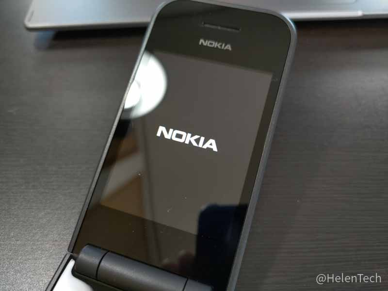 review nokia 2720 flip 4g 03-「Nokia 2720 Flip 4G」をレビュー。通話専用と割り切れば悪くはないけどオススメはしない