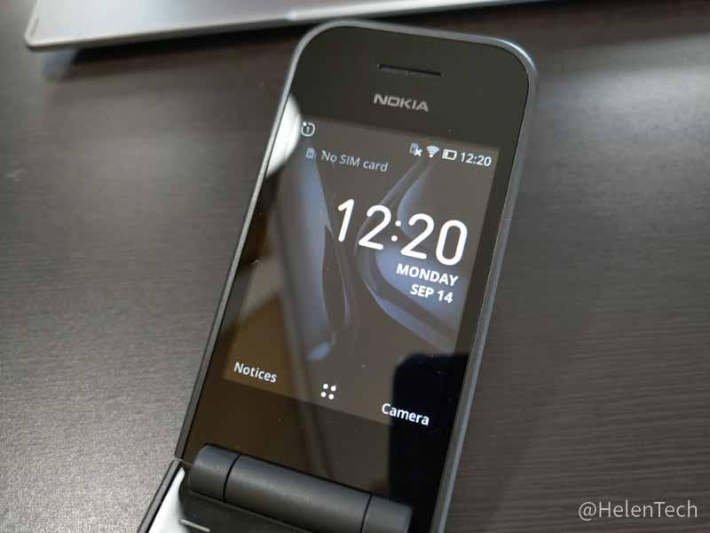 review nokia 2720 flip 4g 18-「Nokia 2720 Flip 4G」をレビュー。通話専用と割り切れば悪くはないけどオススメはしない