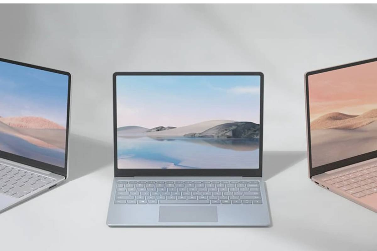 Surface laptop go image-Googleの「Pixel 5」と「Pixel 4a (5G)」が国内で予約開始。価格は74,800円と60,500円