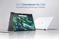 asus release chromebook c436fa jp 240x160-ASUSが日本で「Chromebook Flip C436」を10月28日から発売!