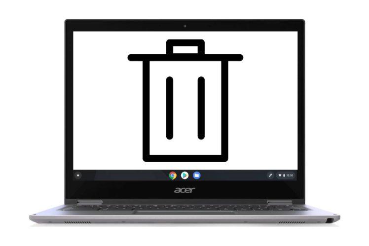 chromebook will get trash box 748x499-Chromebookの「ゴミ箱」機能がChrome OS 89のDevチャンネルで正常に動作するようになりました