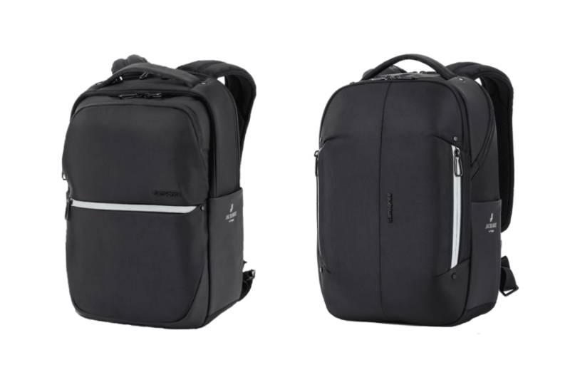 google Samsonite connect i backpack 02-Googleがサムソナイトとコラボしたスマートバックパック「Konnect-i」を発表