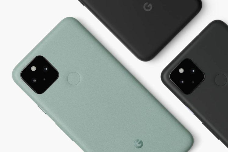 google release pixel 5g 4a5g jp 748x499-Googleの「Pixel 5」と「Pixel 4a (5G)」が国内で予約開始。価格は74,800円と60,500円