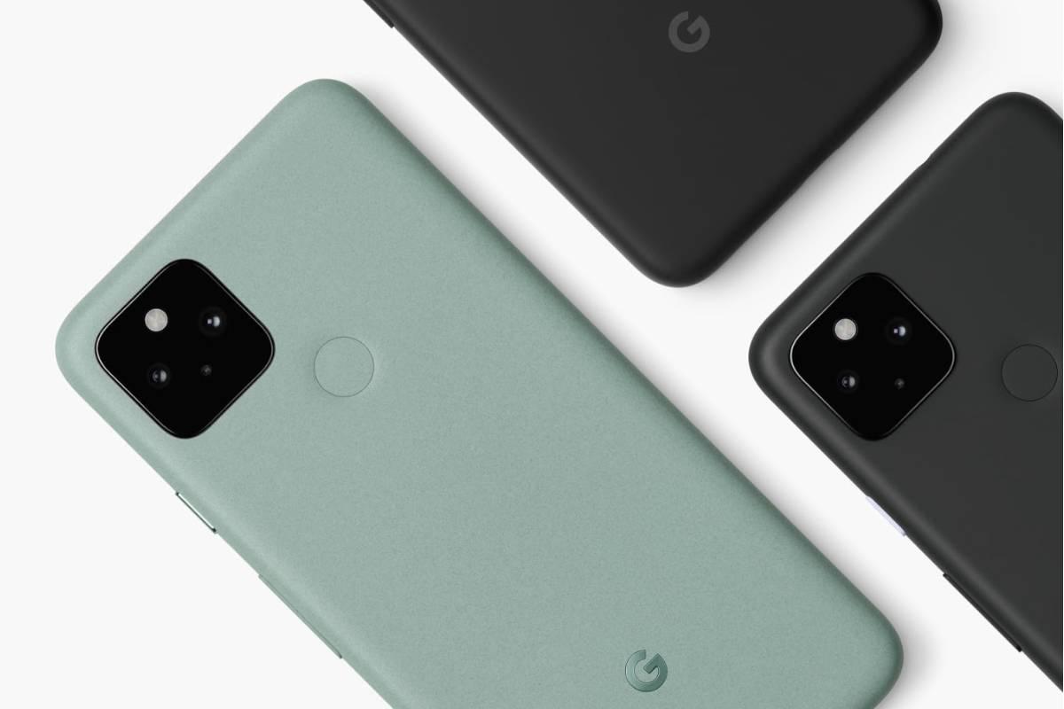 google release pixel 5g 4a5g jp-Googleの「Pixel 5」と「Pixel 4a (5G)」が国内で予約開始。価格は74,800円と60,500円