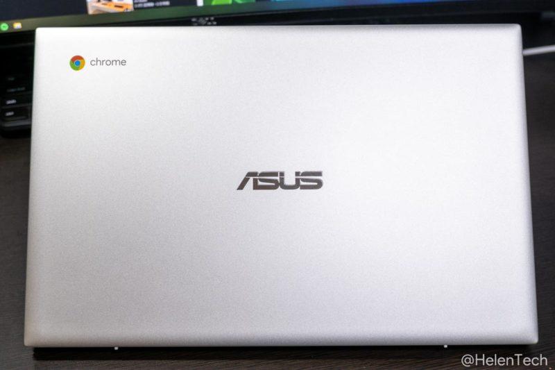 review asus cb c425 006 800x533-「ASUS Chromebook C425TA」の国内モデルをレビュー!想像以上に良い機種だけど、強敵がいる