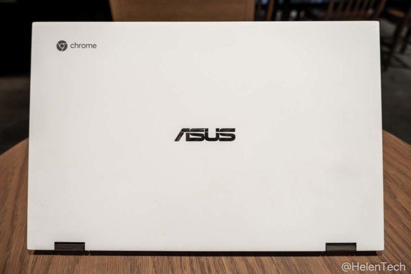 review asus cb c436 001 800x533-「ASUS Chromebook Flip C436FA」の日本モデルをレビュー!これぞ最高峰の1台、もっと早くに出ていれば…
