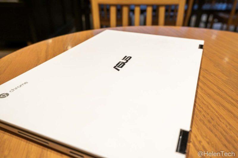 review asus cb c436 008 800x533-「ASUS Chromebook Flip C436FA」の日本モデルをレビュー!これぞ最高峰の1台、もっと早くに出ていれば…