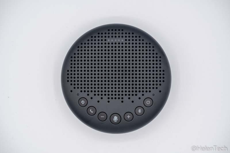 review emeet luna 004-ワイヤレススピーカーフォン「eMeet Luna」をレビュー。気軽に持ち運んでWeb会議ができるぞ!