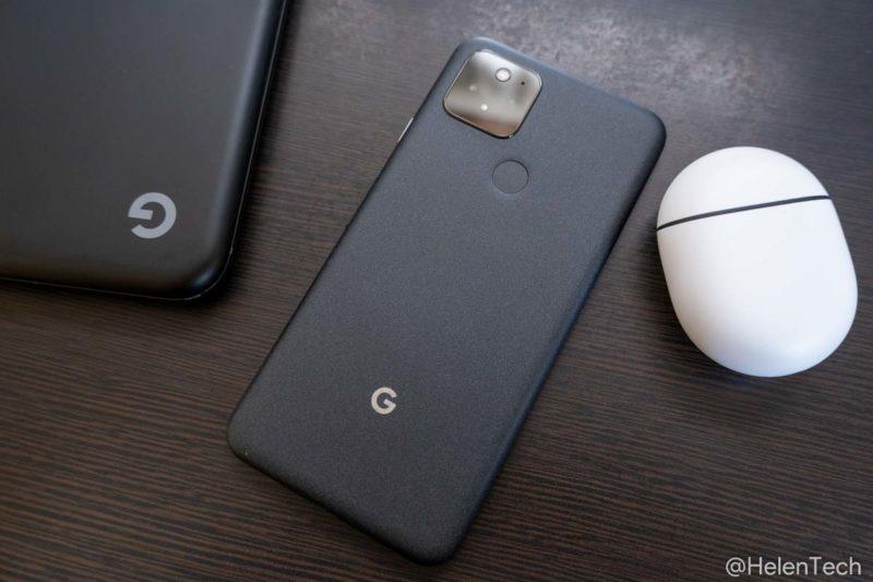review google pixel 5 011 800x533-「Google Pixel 5」をレビュー!バランスの最も良いPixelスマホ、これを待っていた