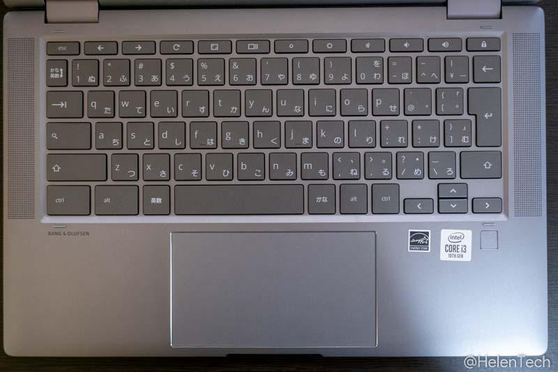 review hp chromebook x360 14c 009-「HP Chromebook x360 14c」をレビュー!指紋センサ搭載のこれまた素晴らしい1台