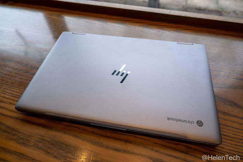 review hp chromebook x360 14c 024-「HP Chromebook x360 14c」をレビュー!指紋センサ搭載のこれまた素晴らしい1台