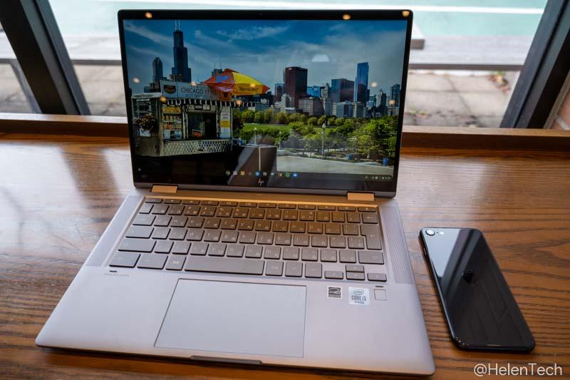 review hp chromebook x360 14c 029-「HP Chromebook x360 14c」をレビュー!指紋センサ搭載のこれまた素晴らしい1台