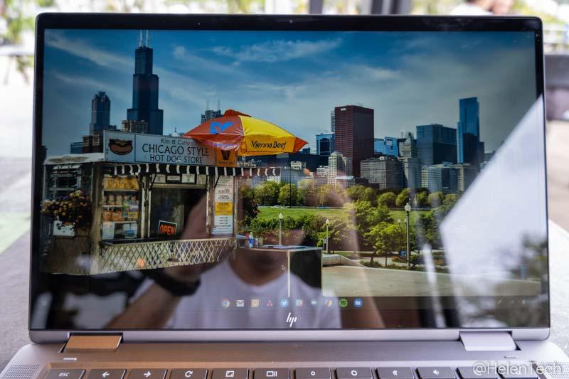 review hp chromebook x360 14c 030-「HP Chromebook x360 14c」をレビュー!指紋センサ搭載のこれまた素晴らしい1台