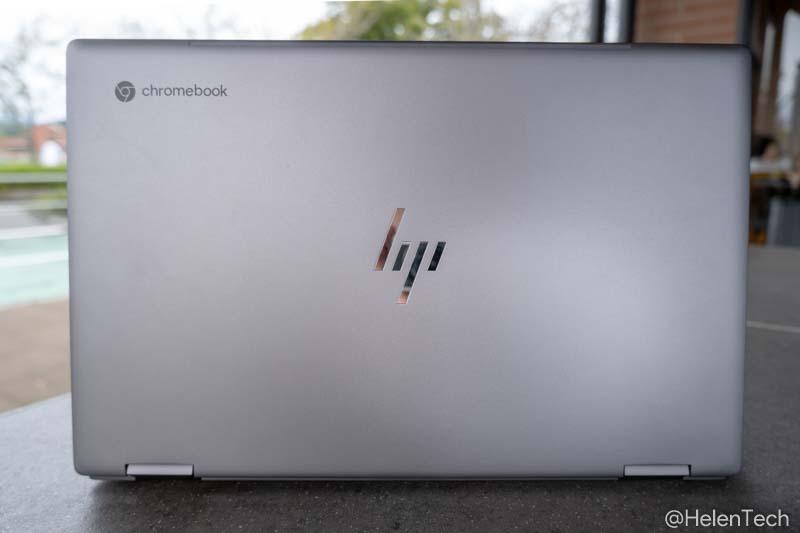 review hp chromebook x360 14c 031-「HP Chromebook x360 14c」をレビュー!指紋センサ搭載のこれまた素晴らしい1台