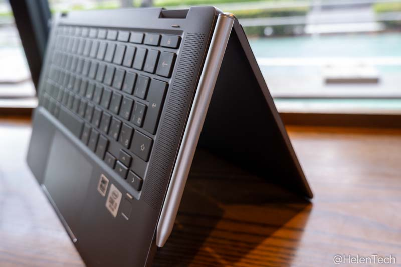 review hp chromebook x360 14c 044-「HP Chromebook x360 14c」をレビュー!指紋センサ搭載のこれまた素晴らしい1台