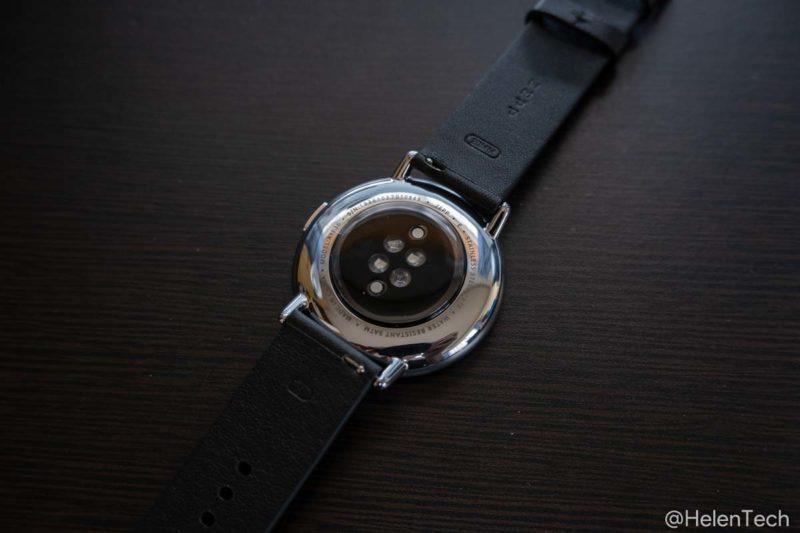 review zepp e 004 800x533-「Zepp E Smart Watch Circle」をレビュー!軽くて使い勝手の良いスマートウォッチ