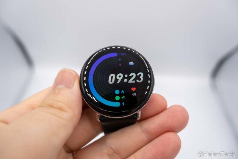 review zepp e 010 800x533-「Zepp E Smart Watch Circle」をレビュー!軽くて使い勝手の良いスマートウォッチ