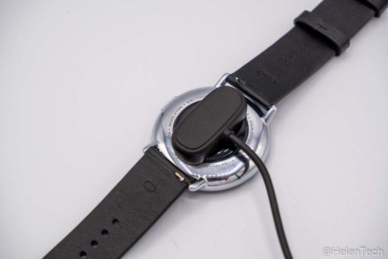 review zepp e 013 800x533-「Zepp E Smart Watch Circle」をレビュー!軽くて使い勝手の良いスマートウォッチ