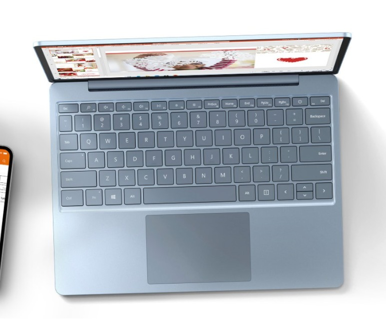 surface laptop go keyboard-マイクロソフトが「Surface Laptop Go」を発表。日本は10月13日発売、84,480円から