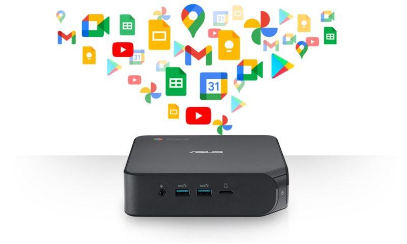 ASUS release chromebox 4 02 800x480-ASUSが「Chromebox 4」を海外でリリース。第10世代インテルCPU搭載、デザインは大きく変わらず