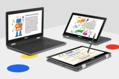 asus release celeron n4020 chromebook flip c214ma 240x160-ASUSがCeleron N4020搭載の「Chromebook Flip C214MA」を国内法人・教育機関向けに発表
