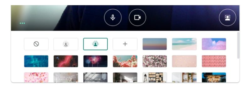 chromebook meet change backimage 04 800x280-「Google Meet」が背景の変更にも対応。Chromebookでもちゃんと使えます