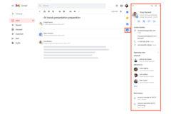 google add sidepanel contacts 240x160-Gmailのサイドパネルに連絡先(Contact)の情報が表示されるようになります
