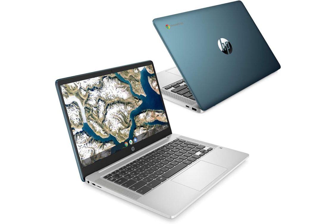 hp chromebook 14a amazon celeron4020 1130x753-Amazon限定「HP Chromebook 14a」のCPUがCeleron N4020になって安価になりました!