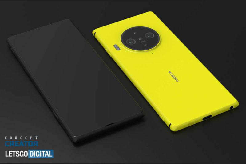 nokia 9 3 concept image 800x533-「Nokia 9.3 PureView」の発表が2021年前半に延期された可能性があります