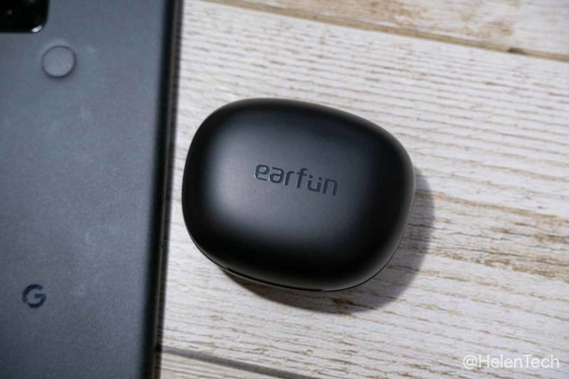 Review EarFun Air Pro 14 800x533-ノイズキャンセリング機能付きの「EarFun Air Pro」をレビュー。手が届きやすいANC完全ワイヤレスイヤホン