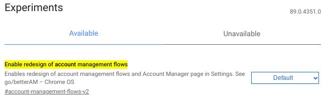 Screenshot 2020 12 18 10.08.28-Chromebookのアカウント管理の見た目がDevチャンネルで刷新